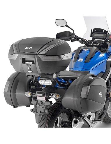 Portamaletas Lateral Givi Monokey Side Honda NC750X/S (16 - 19)