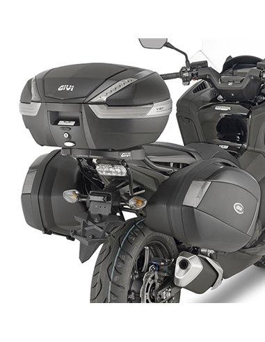 Portamaletas Lateral Givi Monokey Side Honda Integra 750 (16 - 19)
