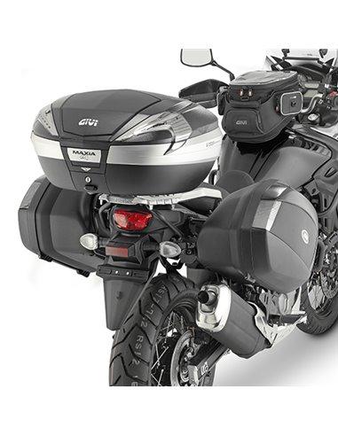 Portamaletas Lateral Givi Monokey Side Suzuki DL 650 V-Strom (17 - 19)