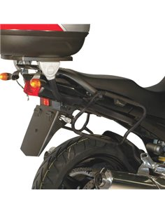 Portamaletas Lateral Givi Monokey Side Yamaha TDM 900 (02 - 14)