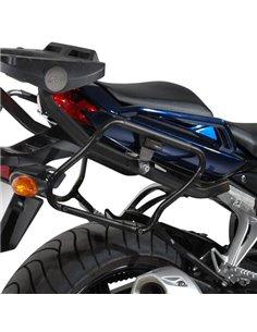 Portamaletas Lateral Givi Monokey Side Yamaha FZ1/Fazer 1000 (06 - 15)