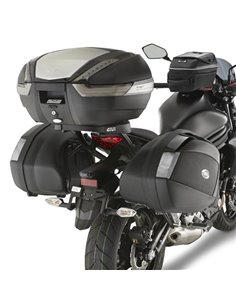Portamaletas Lateral Givi Monokey Side Kawasaki ER-6n / ER-6f 650 (12 - 16)