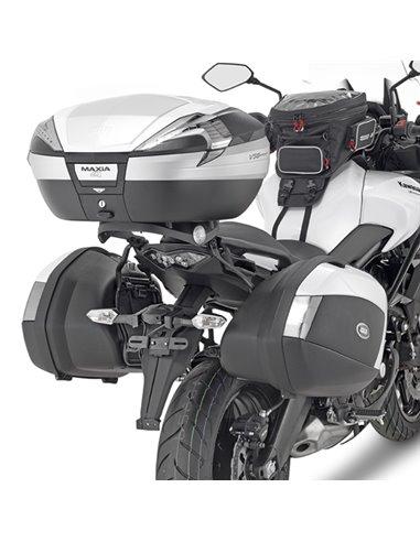 Portamaletas Lateral Givi Monokey Side Kawasaki Versys 650 (15 - 19)