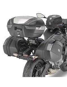Portamaletas Lateral Givi Monokey Side Kawasaki Z 650 (17 - 19)