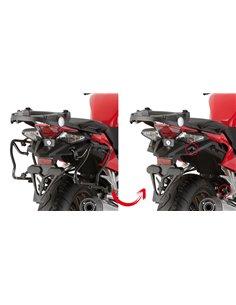 Portamaletas Lateral Givi Fijación Rápida Honda VFR 800 F (14 - 19)
