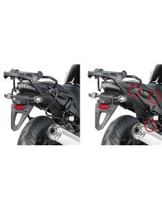 Portamaletas Lateral Givi Fijación Rápida Honda CBF 1000 / CBF 1000 ST (10 - 14)