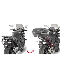 Portamaletas Lateral Givi Fijación Rápida Yamaha MT-10 (16 - 19)
