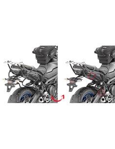 Portamaletas Lateral Givi Fijación Rápida Yamaha Tracer 900 / Tracer 900 GT (18 - 19)