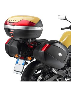 Portamaletas Lateral Givi Fijación Rápida Yamaha XJ6/Diversion 600 (09 - 15)