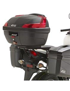 Adaptador Trasero Maleta Givi Monolock Honda CBR 500 R/F (13 - 15)