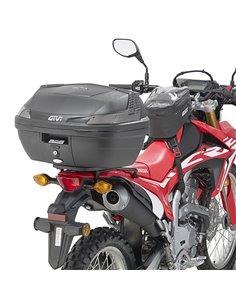 Adaptador Trasero Maleta Givi Monokey Honda CRF 250 L / CRF 250 RALLY (17 - 19)