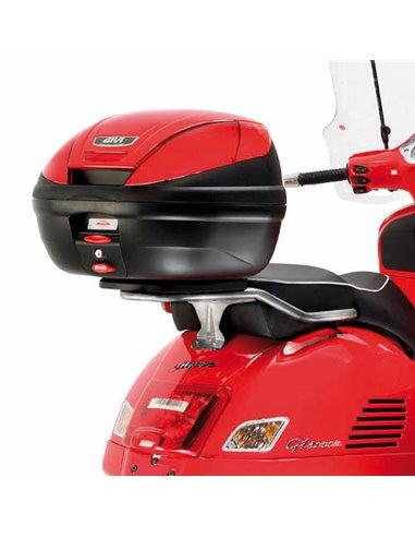 Adaptador Trasero Maleta Givi Monolock Vespa GTS 125-150-300 Super (08 - 19)