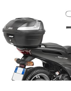 Adaptador Trasero Maleta Givi Monokey Yamaha Xenter 125-150 (12 - 19)