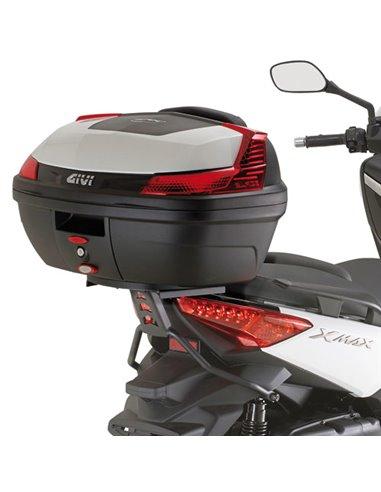 Adaptador Trasero Maleta Givi Monolock Yamaha X-MAX 125-250 (14 - 17)