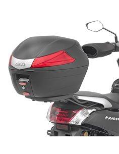 Adaptador Trasero Maleta Givi Monolock Yamaha N-Max 125 (15 - 19)