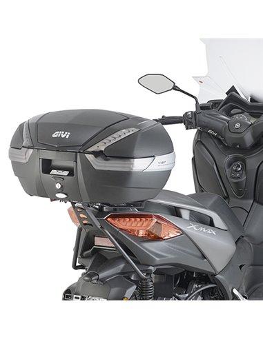 Adaptador Trasero Maleta Givi Monolock/Monokey Yamaha X-MAX 125/300 (17 - 19)