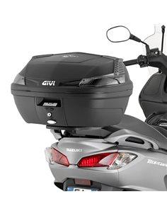 Adaptador Trasero Maleta Givi Monolock Suzuki Burgman 125-200 ABS (06 - 19)