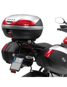 Adaptador Trasero Maleta Givi Monokey Ducati Multistrada 1200 (10 - 14)