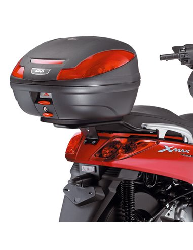 Adaptador Trasero Maleta Givi Monolock Yamaha X-MAX 125-250 (05 - 09)