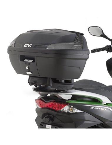 Adaptador Trasero Maleta Givi Monolock Kawasaki J125 / J300 (14 - 19)