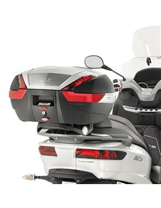 Adaptador Trasero Maleta Givi Monokey Piaggio MP3 300ie Sport/Business (14 - 17)