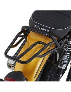 Adaptador Trasero Maleta Givi Monokey-Monolock Moto Guzzi V9 Roamer / V9 Bobber (16 - 19)