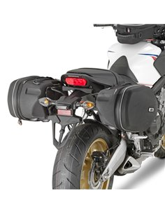 Soporte Givi Alforjas-Easylock Honda CB650 F / CBR650F (14 - 18)