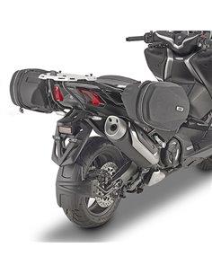 Soporte Givi Alforjas-Easylock Yamaha T-MAX 530 (17 - 19)