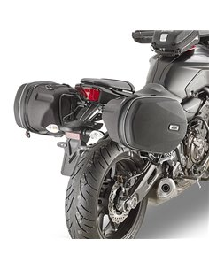 Soporte Givi Alforjas-Easylock Yamaha MT-07 (18 - 19)