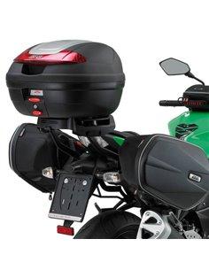Soporte Givi Alforjas-Easylock Kawasaki Z 750 (07 - 14)