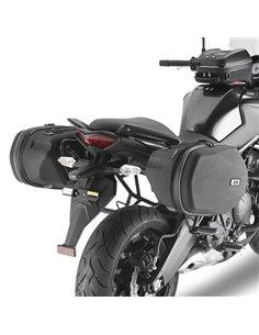 Soporte Givi Alforjas-Easylock Kawasaki Versys 650 (10 - 14)