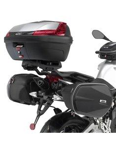 Soporte Givi Alforjas-Easylock Aprilia Shiver 750 / ABS (10 - 16)