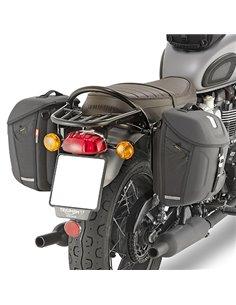 Soporte Givi Alforjas Triumph Bonneville T120 (16 - 19)