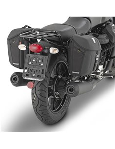 Soporte Givi Alforjas Moto Guzzi V7 III Stone / Special (17 - 19)