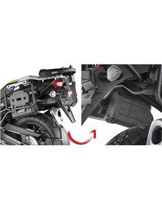 Kit Montaje Caja Herramientas Givi Suzuki DL 1000 V-Strom (17 - 19)
