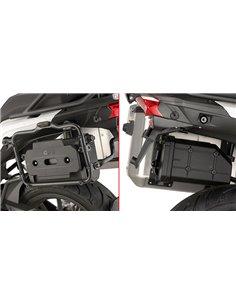 Kit Montaje Caja Herramientas Givi Benelli/Kawasaki/Triumph