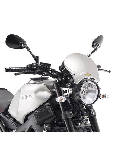 Kit Anclajes Givi Cúpula Café Racer/Universal Yamaha XSR900 (16 - 19)