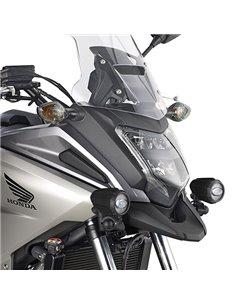 Soporte Luces Auxiliares Givi Honda NC750X (16 - 19)