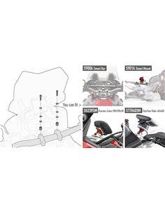 Kit Tornillería Givi Smart Bar S900A/Smart Mount S901A para Ducati/Suzuki/Yamaha/Kawasaki