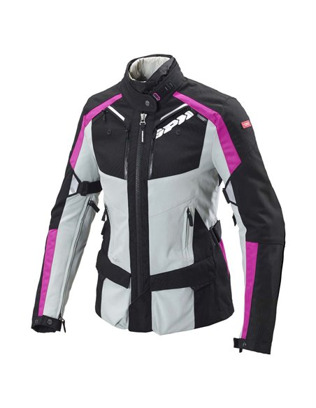 Chaqueta Spidi 4Season H2Out Lady