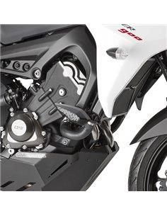 Kit Montaje Slider Protector Givi SLD01 Yamaha Tracer 900 / Tracer 900 GT (18 - 19)