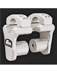 Alzas de Manillar ROX de 44mm para Manillares de 28mm de Diámetro
