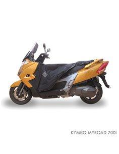Cubre piernas Tucano Urbano para Scooter Termoscud para Kymco My Road 700