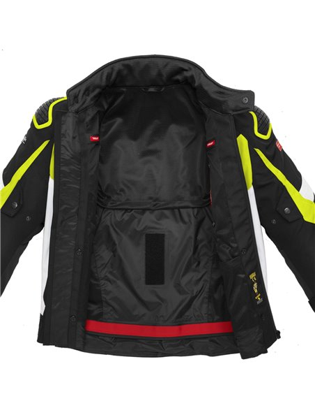 Chaqueta Spidi Solar H2OUT