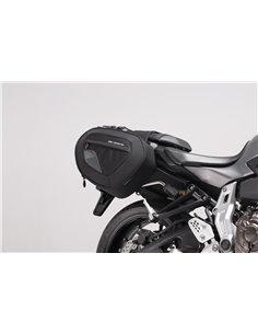 Set de Alforjas BLAZE para Yamaha MT-07 / Moto Cage / Tracer SW-Motech