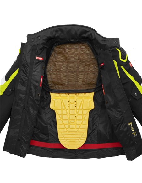 Chaqueta Spidi Sport Warrior H2OT