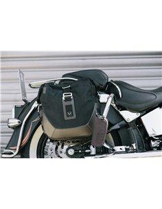 Set de Bolsas Laterales Legend Gear para Harley Davidson Softail Fat Boy, Breakout SW-Motech