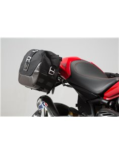 Set de Bolsas Laterales Legend Gear para Ducati Monster 1200/S (16-) SW-Motech