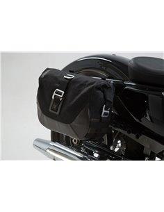 Set de Bolsas Laterales Legend Gear para Harley Davidson Sportster modelos (04-) SW-Motech
