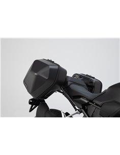 Sistema de Maletas Laterales URBAN ABS 16,5 Litros para Honda CB300 R (18-) SW-Motech